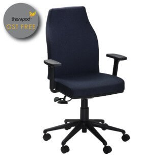 finest selection 0e558 3b050 Therapod Linear 24 Hour Chair With Arms