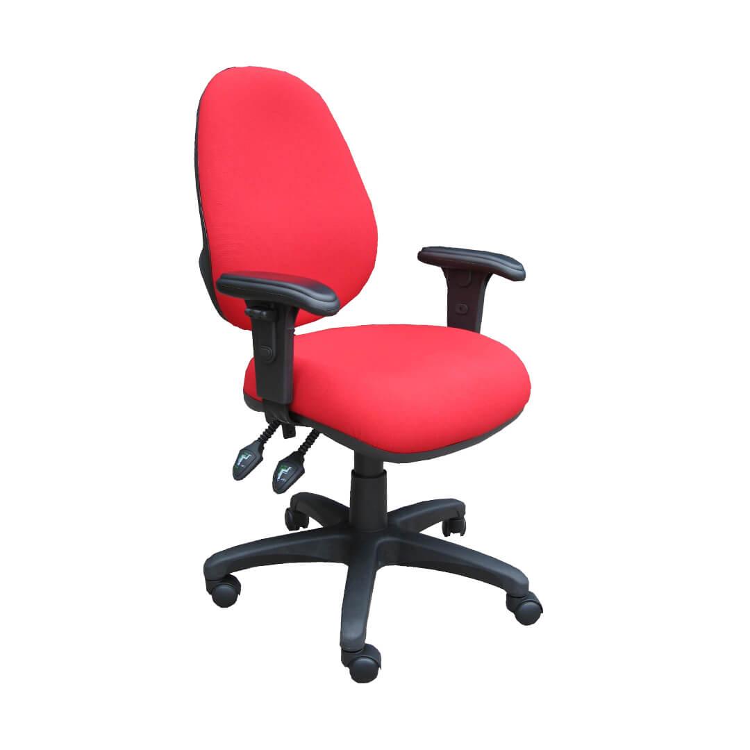 Bug High Back Ergonomic Chair The Chairman