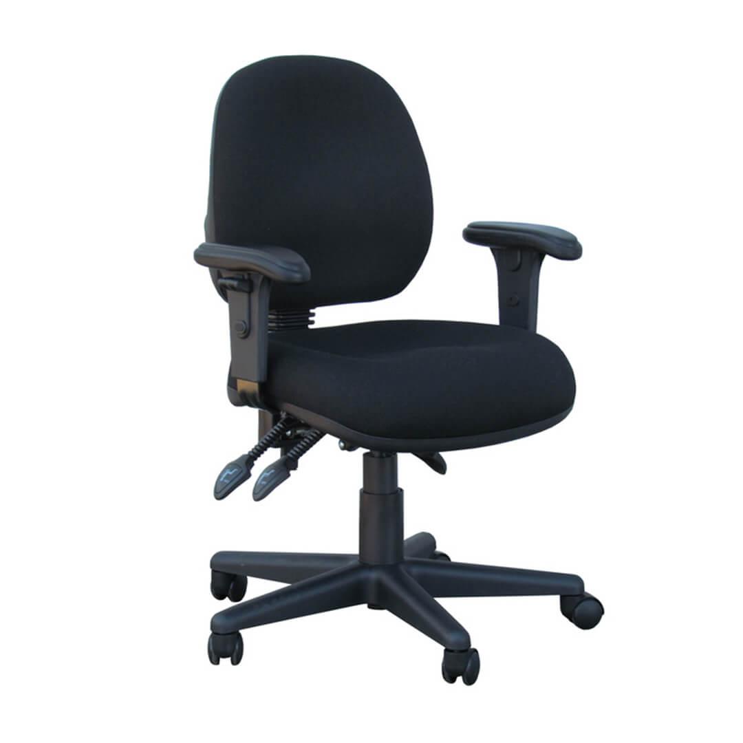 Bug Medium Back Ergonomic Clerical Chair The Chairman