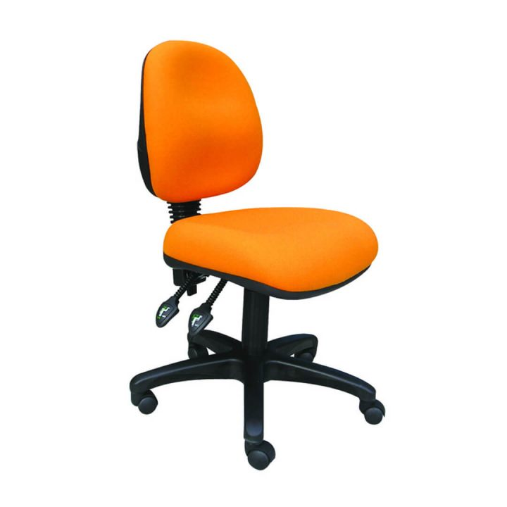 Office Chairs Australia | Bug Medium Back Ergonomic Typist Chair