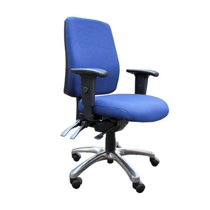 Office Chairs Australia | Delta Task Chair with Arms