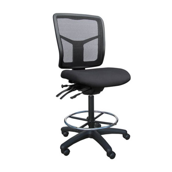 Office Chairs Australia   Ultimate Mesh Draughtsman
