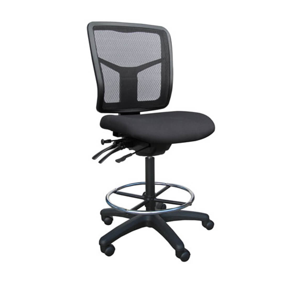 Ultimate Mesh Draughtsman Chair The Chairman