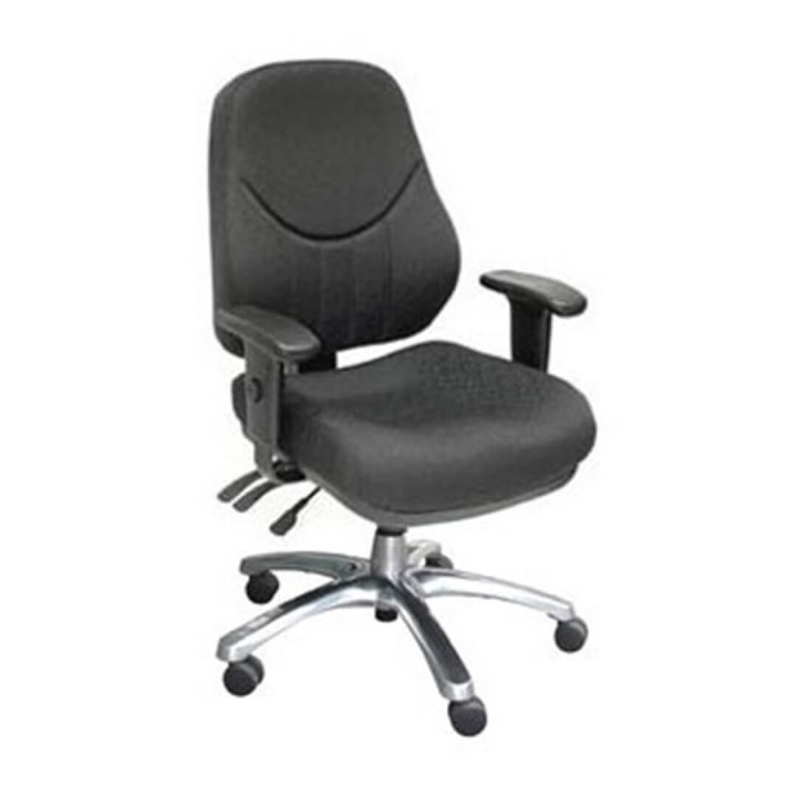 Office Chairs Australia | Atlas Medium Back Clerical