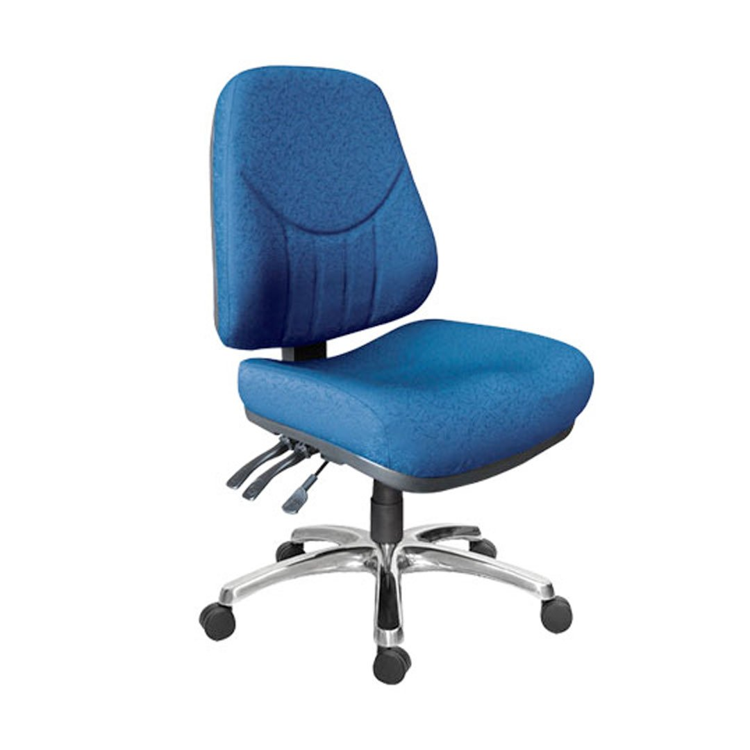 Atlas Medium Back Chair The Chairman