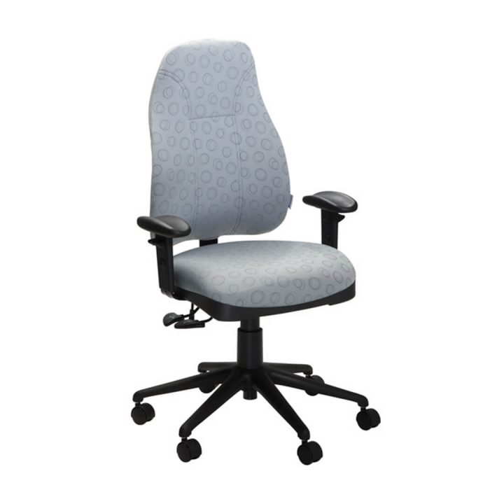 Office Chairs Australia | Classic Therapod Standard Back Chair