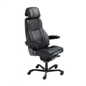Office Chairs Australia | Kab Director II 24-hour Chair Leather