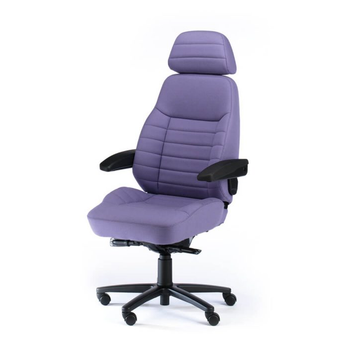 Office Chairs Australia | KAB Executive 24-hour Chair in Cloth