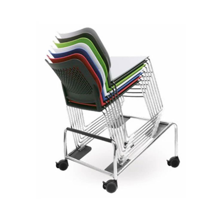 Office Chairs Australia | Morika Lecture Chair Stack