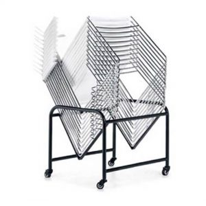 Office Chairs Australia | Trolley for Uno Stackable Chair
