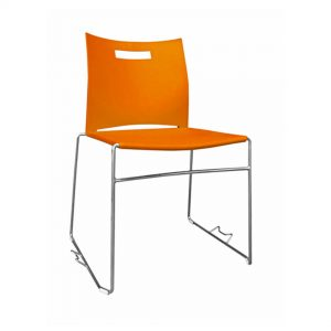 Office Chairs Australia | Uno Plastic Stackable Chair