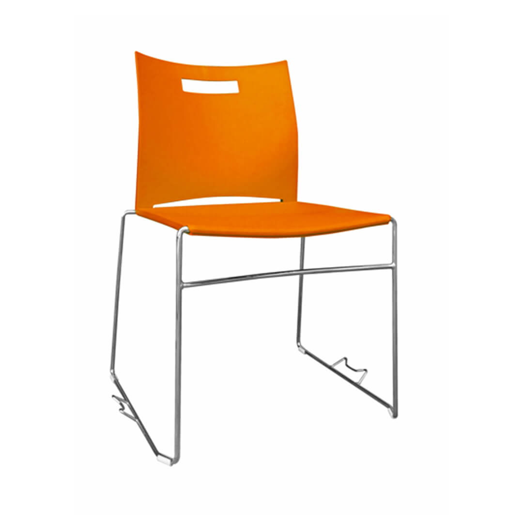 Uno Plastic Stackable Chair The Chairman