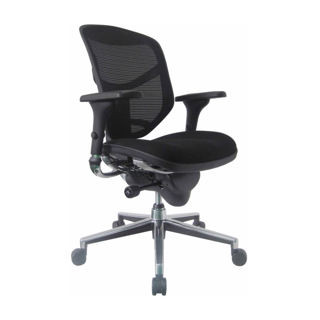Vivid Deluxe Executive Mesh Chair The Chairman